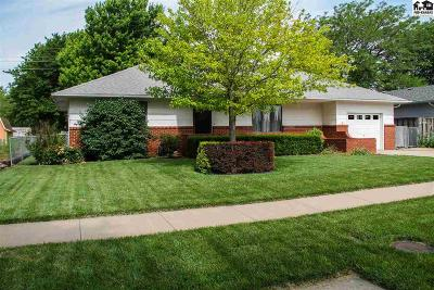 McPherson KS Single Family Home For Sale: $209,900