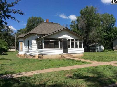 Haven Single Family Home For Sale: 113 S Wichita St
