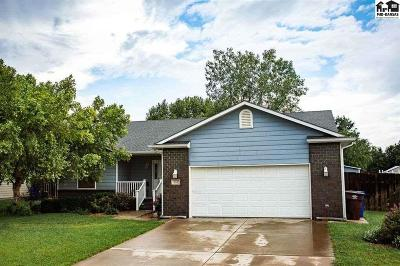 McPherson KS Single Family Home For Sale: $237,400