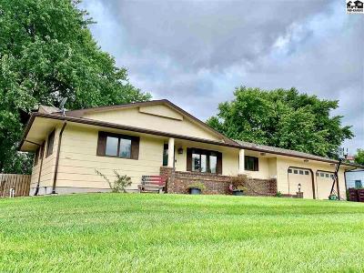 Moundridge Single Family Home For Sale: 705 Spruce Ave