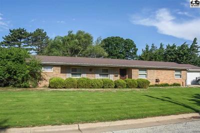 Pratt Single Family Home For Sale: 559 Belmont Rd