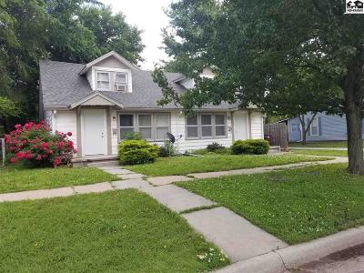McPherson KS Multi Family Home For Sale: $119,900
