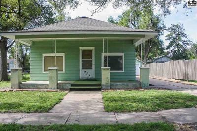 St. John Single Family Home For Sale: 412 W 3rd Ave