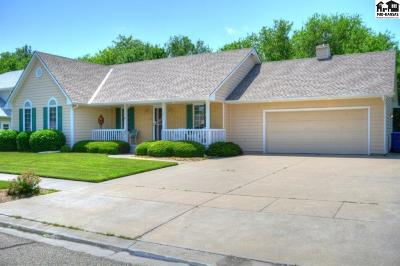 McPherson County Single Family Home For Sale: 1513 North High Dr