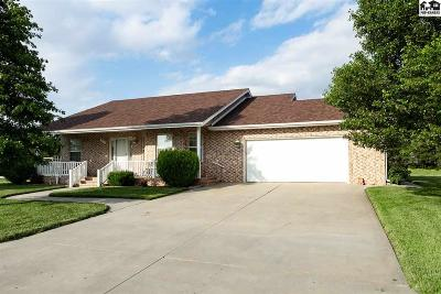 McPherson County Single Family Home For Sale: 901 Tall Grass Dr