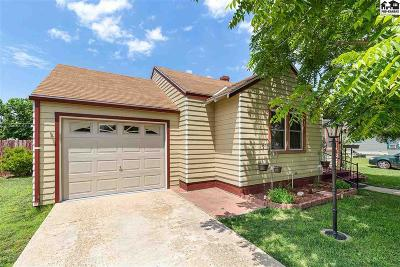 Hutchinson Single Family Home For Sale: 712 W 11th Ave