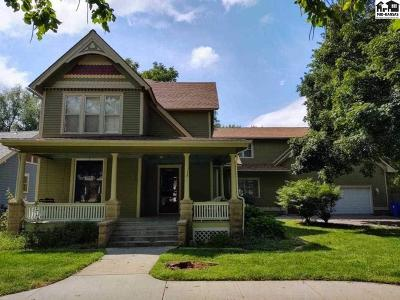 McPherson County Single Family Home For Sale: 516 S Walnut St