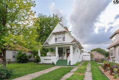 Lindsborg Single Family Home For Sale: 829 N Main St