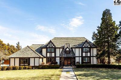 McPherson KS Single Family Home For Sale: $599,000
