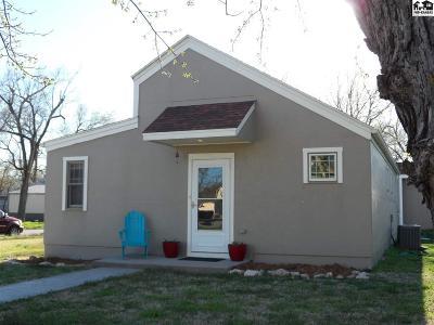 Moundridge Single Family Home For Sale: 519 S Randall St