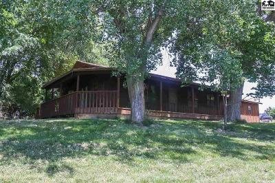 Pratt Single Family Home For Sale: 10201 S Highway 281
