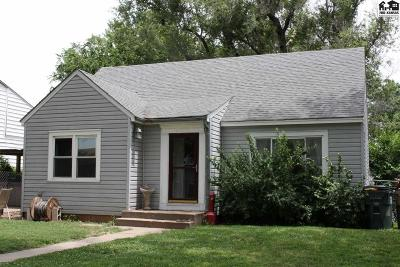 Haven Single Family Home For Sale: 312 N Hutchinson St