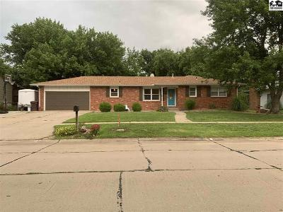 McPherson Single Family Home For Sale: 424 Liberty Dr