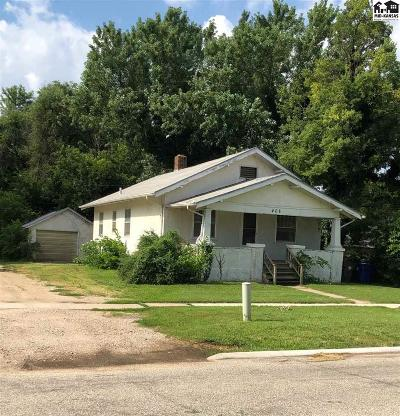 McPherson County Single Family Home For Sale: 408 E Euclid St