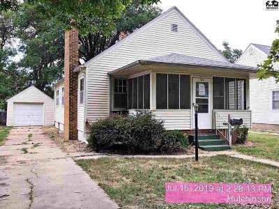 Hutchinson Single Family Home For Sale: 420 E 14th Ave
