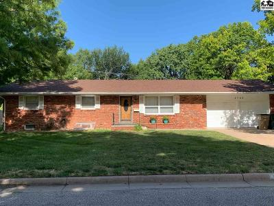 Reno County Single Family Home For Sale: 2705 N Madison St
