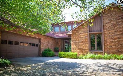 Hutchinson Single Family Home For Sale: 5100 E 30th Ave