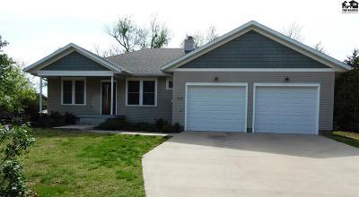 Hutchinson Single Family Home For Sale: 2611 N Halstead Street