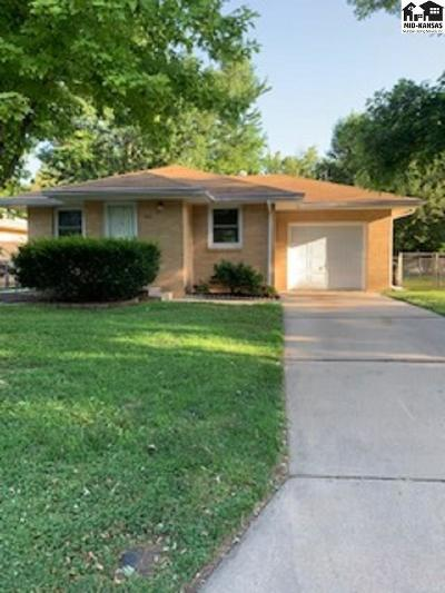 Reno County Single Family Home For Sale: 419 W 24th Ave