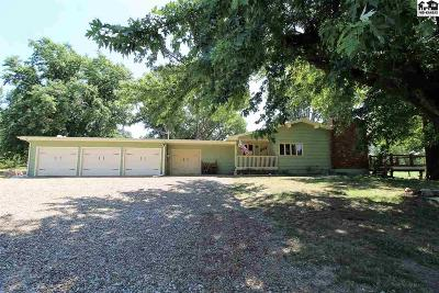 Hutchinson Single Family Home For Sale: 4500 N Lorraine St