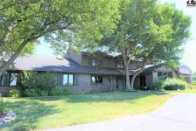 Reno County Single Family Home For Sale: 2396 W 82nd Ave