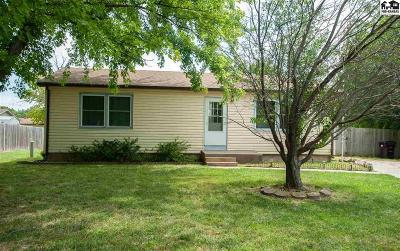 Lindsborg Single Family Home For Sale: 112 McKinley Ct