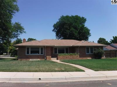 Pratt Single Family Home For Sale: 920 W 4th St