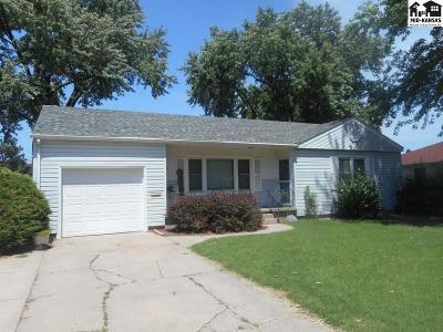 McPherson KS Single Family Home For Sale: $129,900