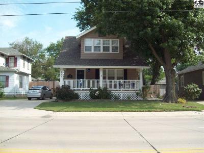 McPherson KS Single Family Home For Sale: $159,900