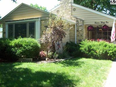 McPherson Single Family Home For Sale: 1231 N Maple St