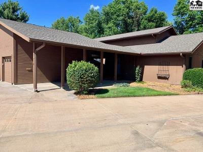 McPherson Single Family Home For Sale: 333-1 S Lakeside Dr