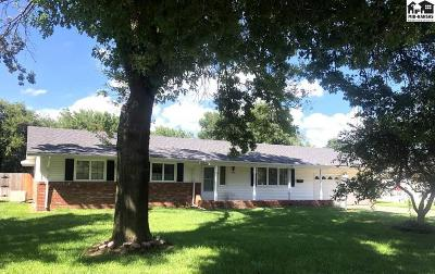 Hutchinson Single Family Home For Sale: 204 W 28th Ave