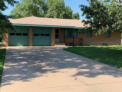 Hutchinson Single Family Home For Sale: 1512 W 17th Ave
