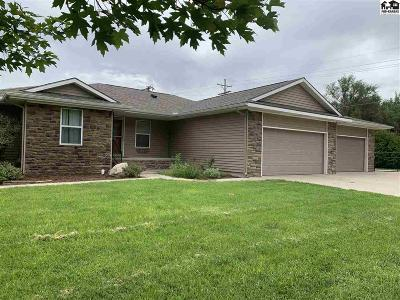 Hutchinson Single Family Home For Sale: 1419 W 14th Ave