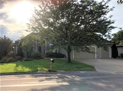 Reno County Single Family Home For Sale: 4110 Charleston Ave