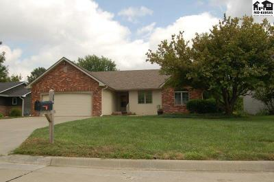 McPherson County Single Family Home For Sale: 914 Mallard Dr