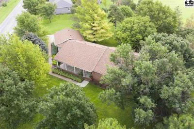 Lindsborg Single Family Home Contingent On Sale And Cl: 601 W Swensson