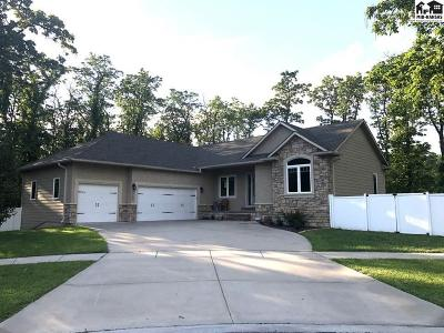 Reno County Single Family Home For Sale: 3500 Burr Oak Ct