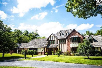 Reno County Single Family Home For Sale: 2490 E 56th Ave