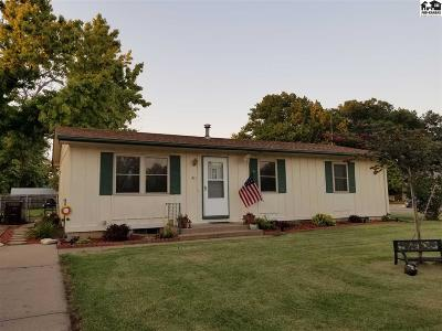 Lindsborg Single Family Home For Sale: 411 E Olsson St