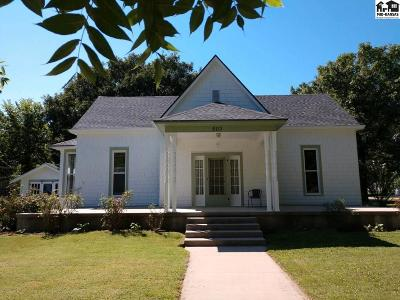 Rice County Single Family Home For Sale: 503 S Pioneer