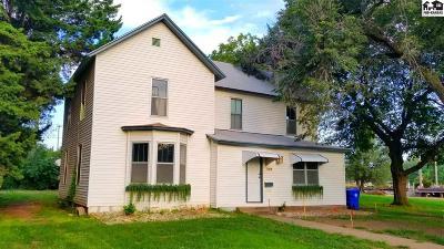McPherson KS Single Family Home For Sale: $115,000
