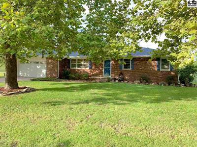 Hutchinson Single Family Home For Sale: 1806 Tracy Ln