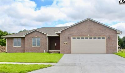 Reno County Single Family Home For Sale: 2708 Morris Rd