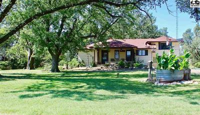 Buhler Single Family Home For Sale: 14513 E 82nd Ave
