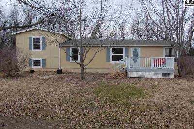 Hutchinson Single Family Home For Sale: 1615 N Kent Rd