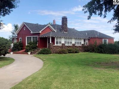 Hutchinson Single Family Home For Sale: 3410 W 56th Ave