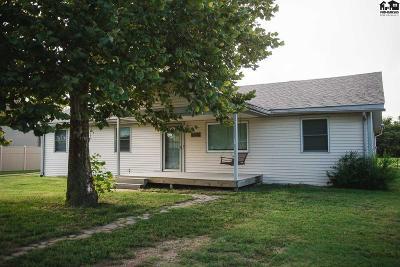 Hutchinson Single Family Home For Sale: 2805 E 21st Ave