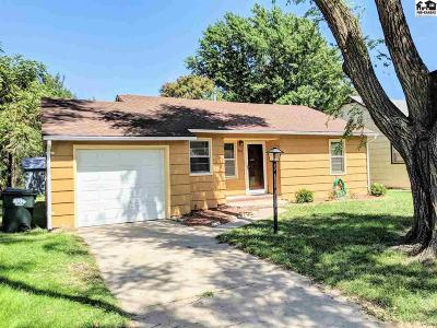 Hutchinson Single Family Home For Sale: 810 W 22nd Ave