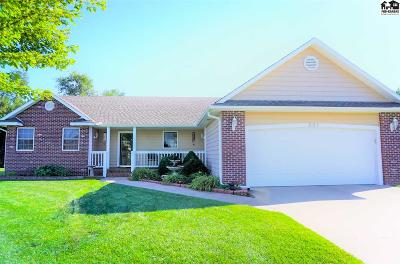 Hutchinson Single Family Home For Sale: 801 W 31st Ave